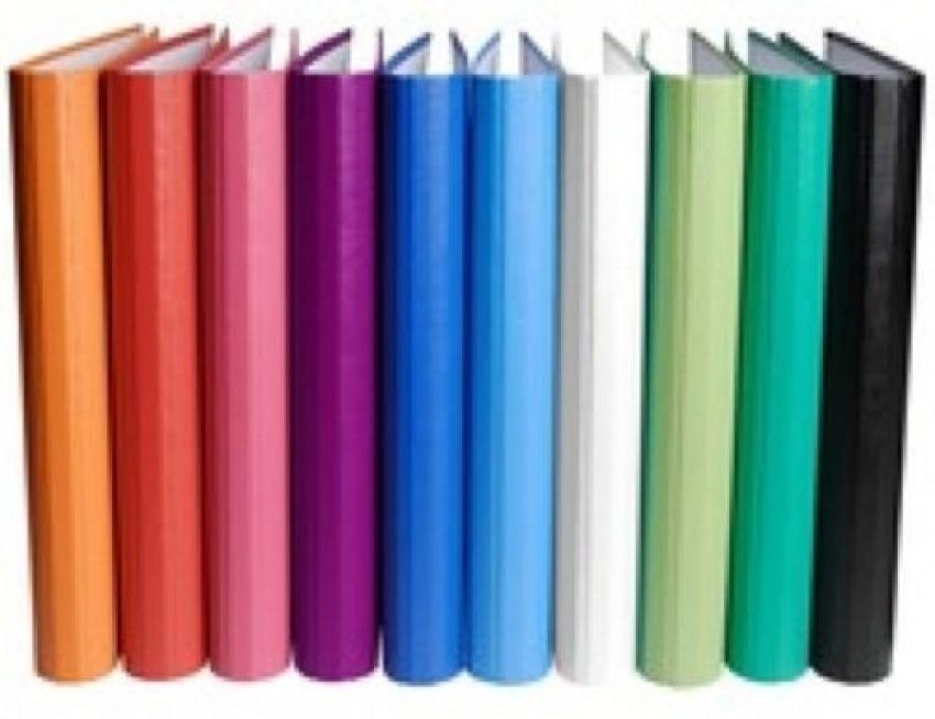C/20 carpeta a4 2 anillas 30mm carton forrado lomo redondo colores surtidos 3130632545703