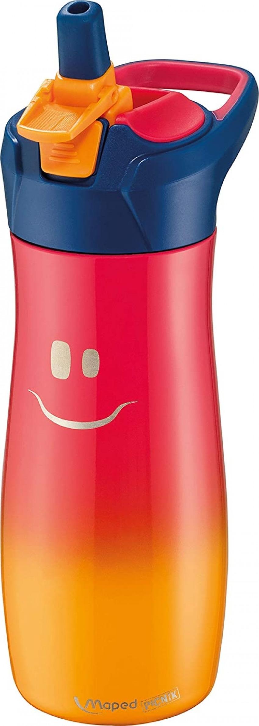 Botella 580ml en acero inoxidable concept kids rosa 3154148713012