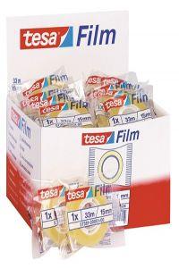 C/30 rollos tesafilm standard 33mx15mm bolsita tesa 4042448053954