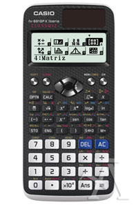 Calculadora cientifica fx991spx ii iberia claswiz 576 funciones 4971850034810