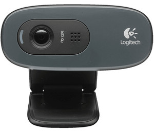 Webcam logitech hd c270 1280x720p 5099206064201