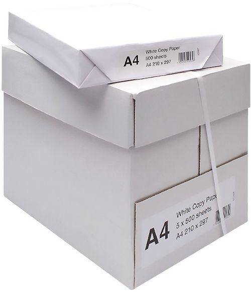 C/5 paquete 500 hojas a4 80g white box paper 5609927070339