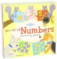 Memo numeros pre-school. 6891960987586