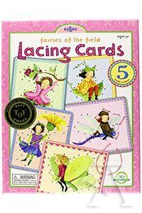 Lacing cards hadas del bosque. 6891961553452