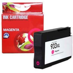 CARTUCHO TINTA COMPATIBLE HP 933XLM MAGENTA 6920620046735