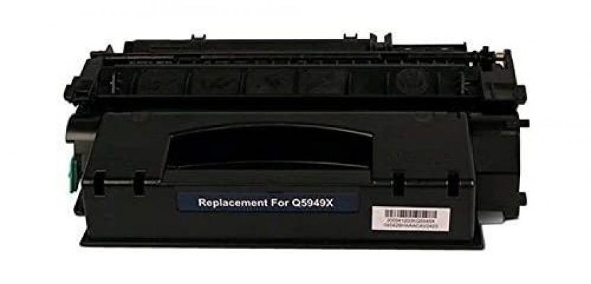 TONER LASER COMPATIBLE HP 49X/53X NEGRO Q5949X/7553 6986500007791