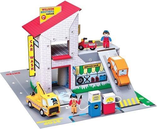 Garaje de los hermanos wilson. 7290102200962