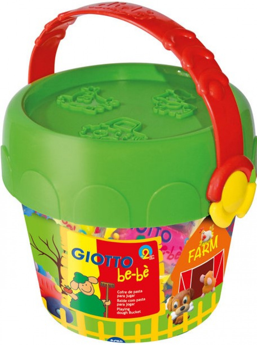 Cofre pasta modelar giotto be-be farm 8000825468803