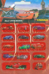 CARS STICKERS 105X205 8018190048216