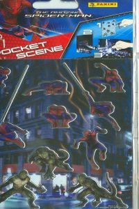 AMAZING SPIDER MAN STICKERS 105X205 8018190049893