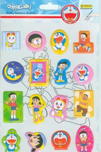 DORAEMON STICKERS 145X241 8018190050707