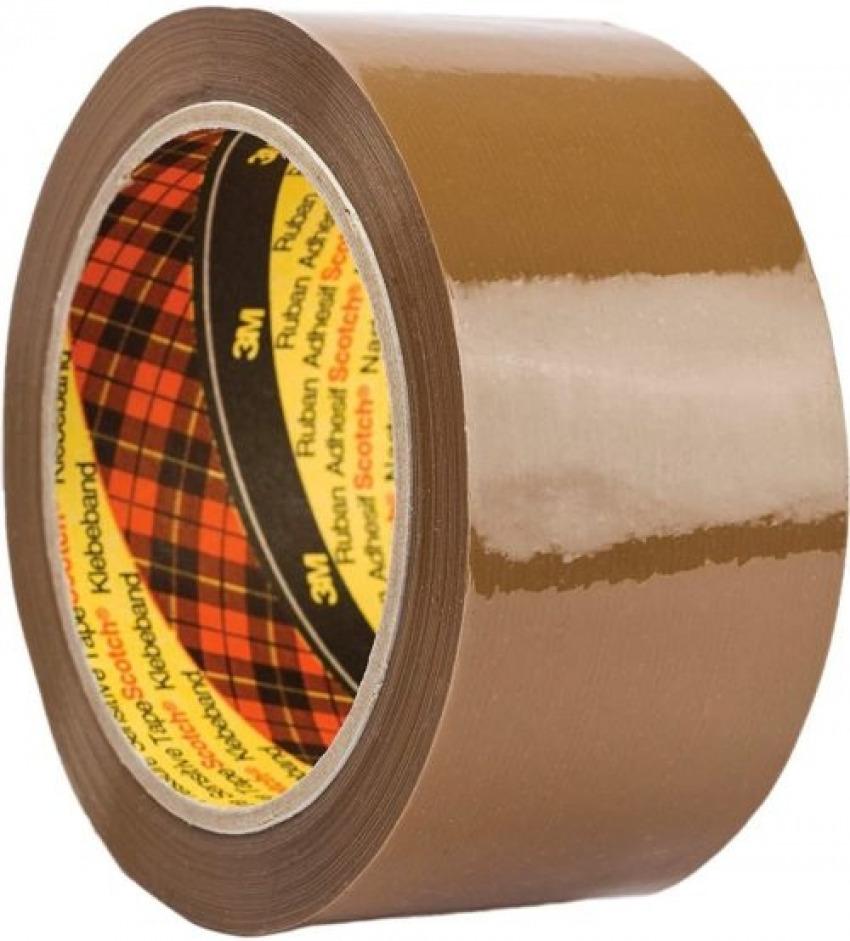 Pack 6 cintas de embalaje marron scotch 309 8021684683022
