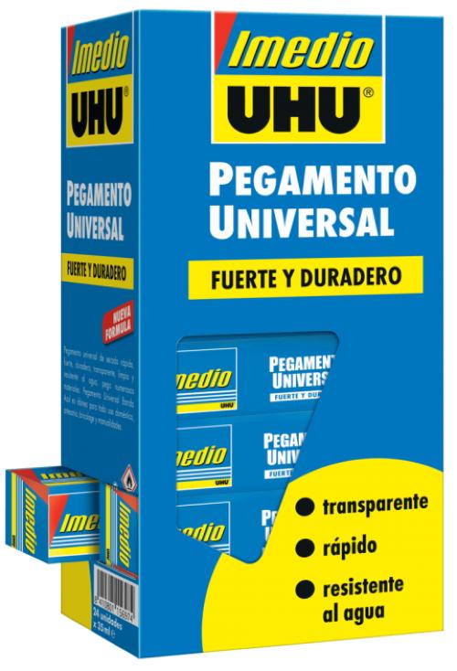 C/24 pegamento universal imedio sbx 35ml 8410801156974