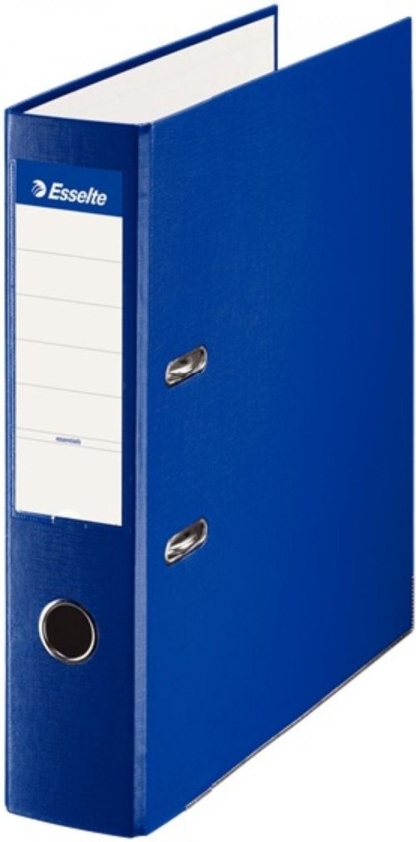 Archivador a4 palanca 70mm carton forrado plastico azul 8411772423119