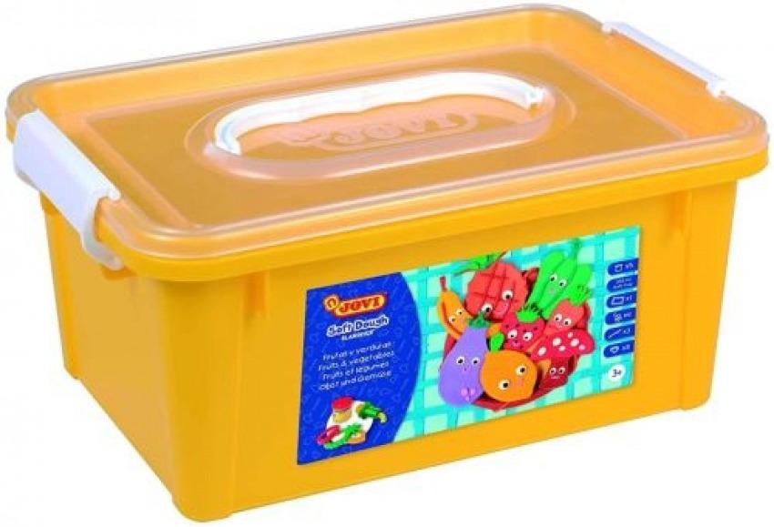 Set blandiver soft dough 50g. frutas+extrusora+accesorios 8412027029490