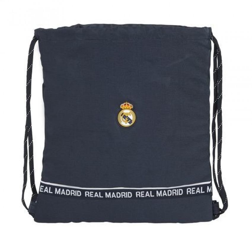 SACO PLANO REAL MADRID 35x40cm 8412688392643