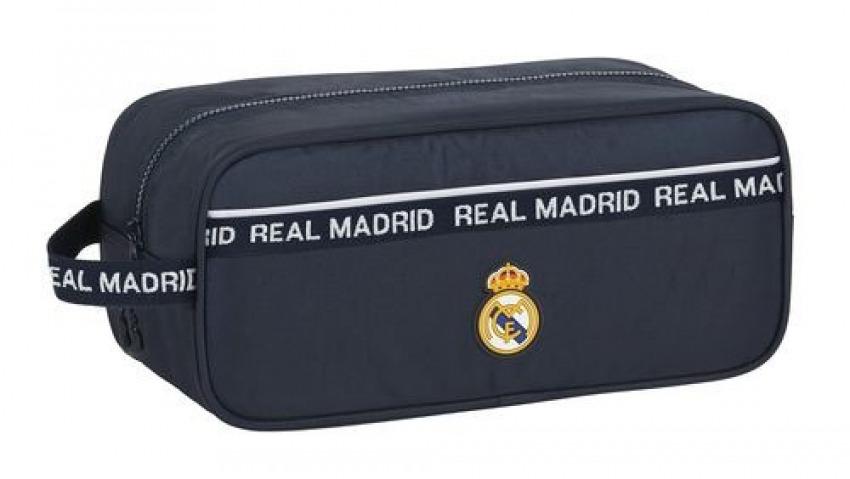 ZAPATILLERO REAL MADRID 34x15x14cm 8412688392780