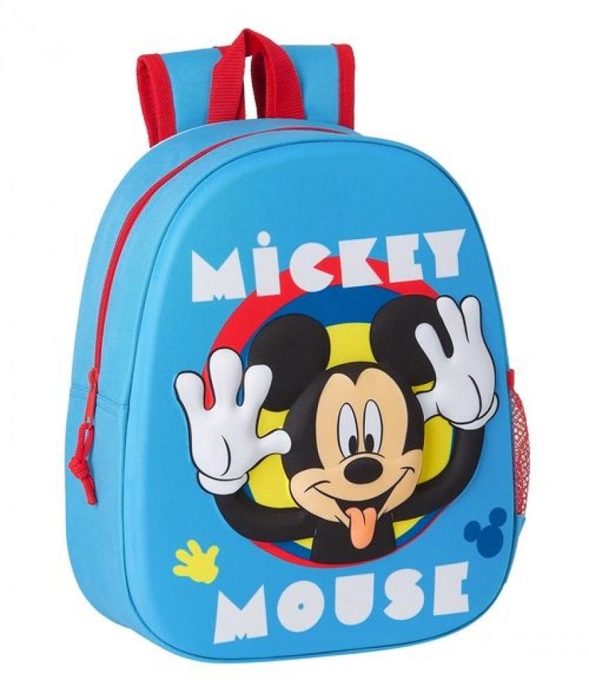 Mochila 3D MICKEY MOUSE 8412688421206