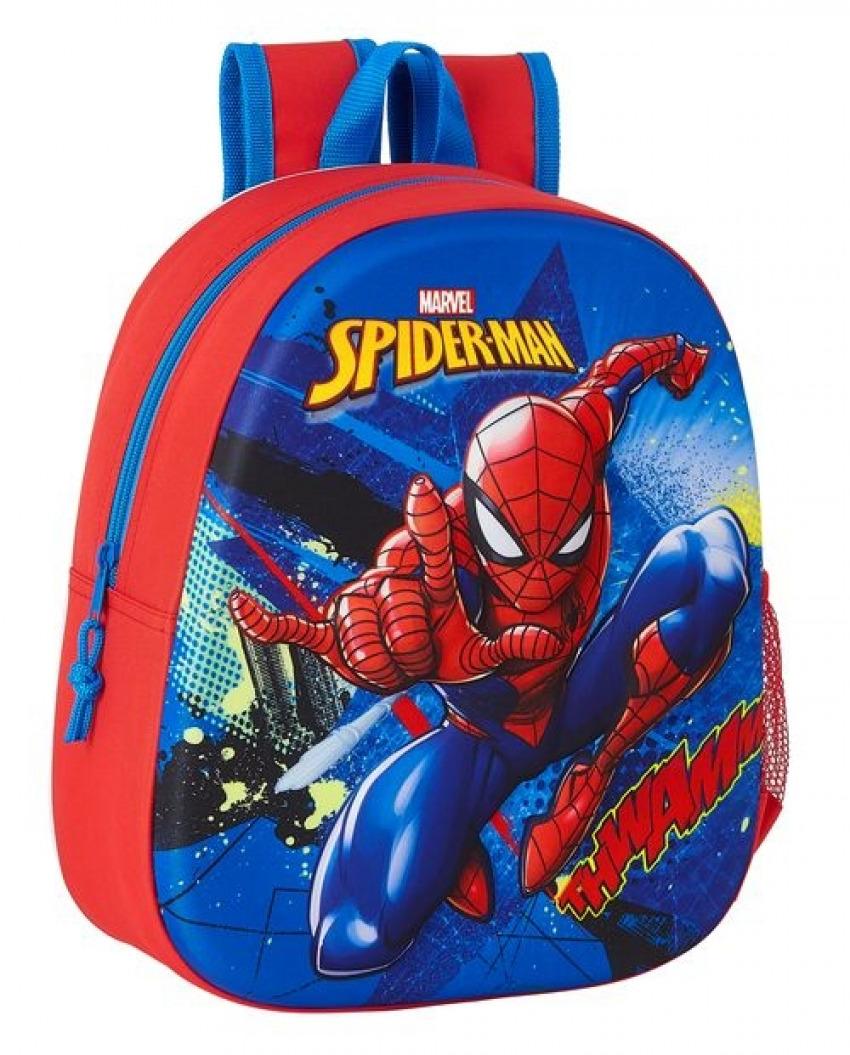 Mochila 3D SPIDERMAN 8412688421251