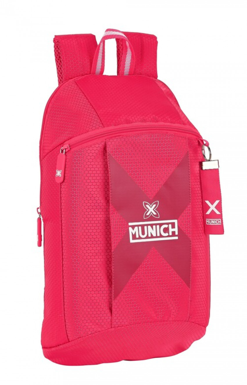 MINI MOCHILA MUNICH CHERRY 22x39x10cm 8412688423194