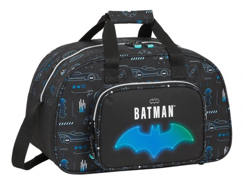 BOLSA DEPORTE BATMAN BAT-TECH 40x24x23cm 8412688425174