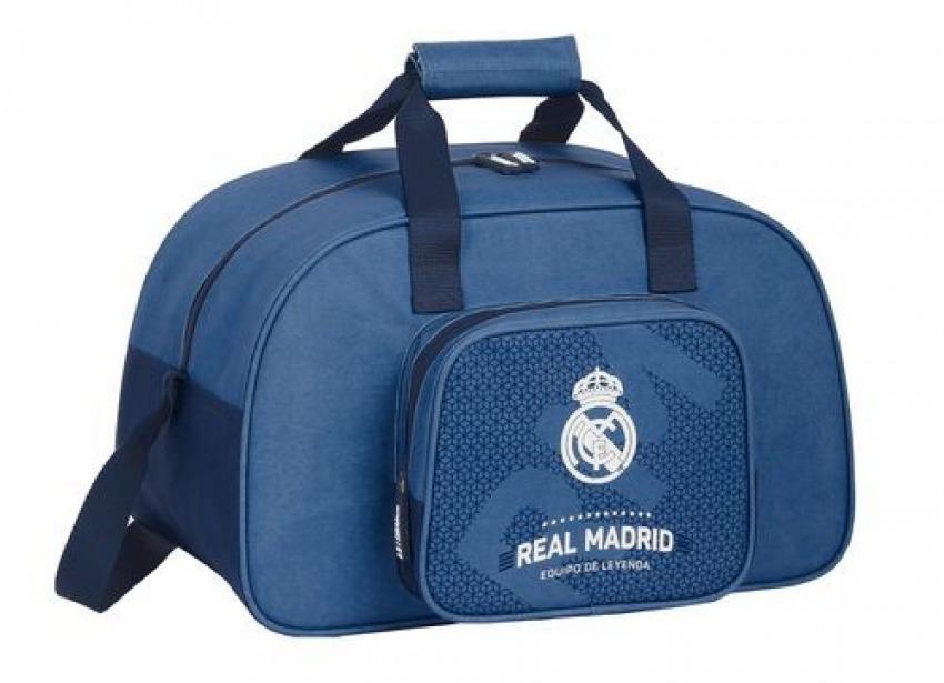 Bolsa Deporte REAL MADRID CORPORATIVA 40x24x23cm 8412688427666
