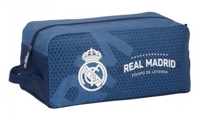 Zapatillero REAL MADRID CORPORATIVA 34x15x18cm 8412688427710