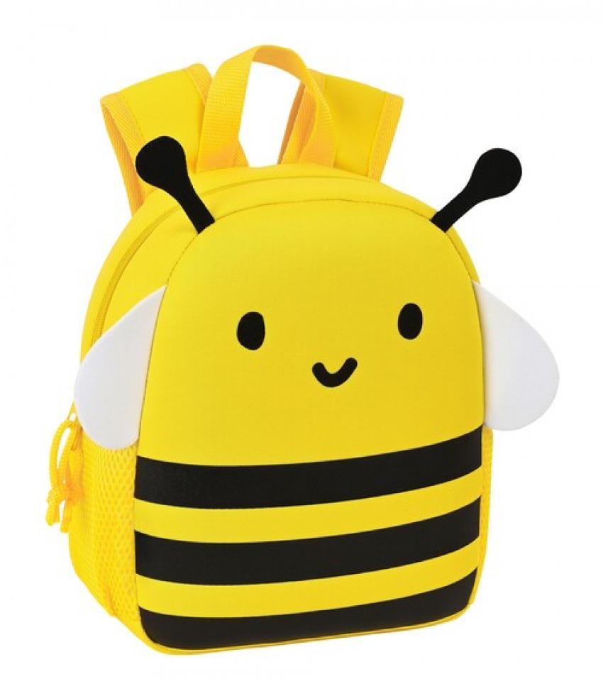 MOCHILA NEOPRENO SAFTA BEE 20x25x9cm 8412688445691