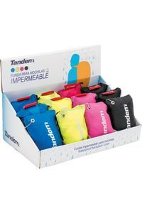Exp 12 fundas para mochilas colores surtidos 8412782246040