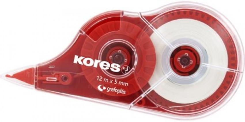 C/24 cinta correctora kores 5mmx12m 8413623050277