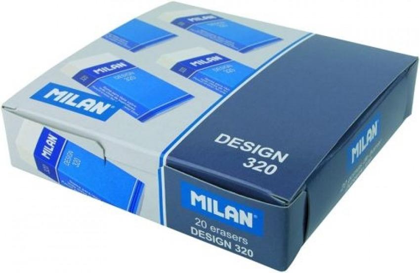 C/20 gomas milan 320 plastico con funda 8414034003203