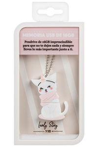 MEMORIA USB PENDRIVE GATO 16GB LOVELY 8422917706523
