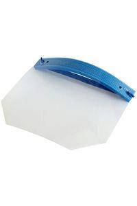 Paq/5 pantalla proteccion de PVC para niños color azul