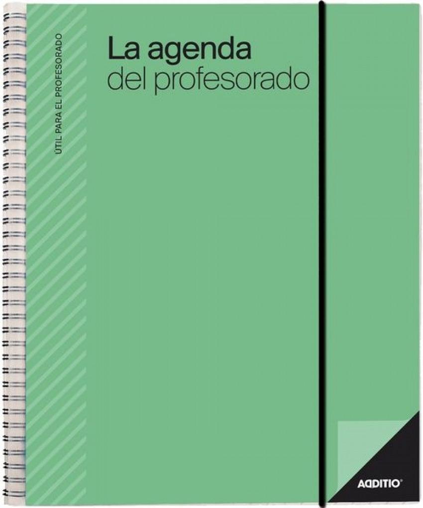AGENDA DEL PROFESORADO 20-21 ESPIRAL SEMANA VISTA 8428318202121
