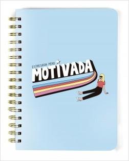 LIBRETA A5 MOTIVADA 8432715112945