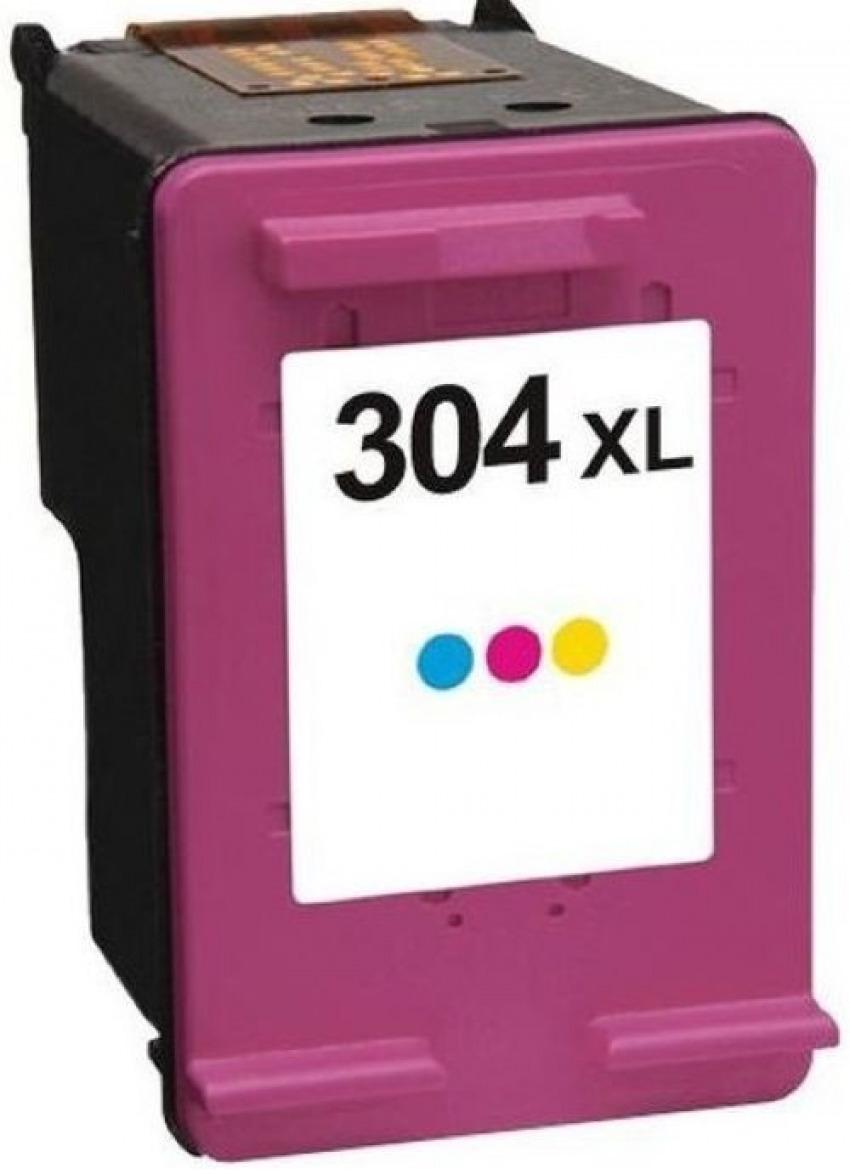 CARTUCHO TINTA COMPATIBLE HP 304XL COLOR 8435490620193