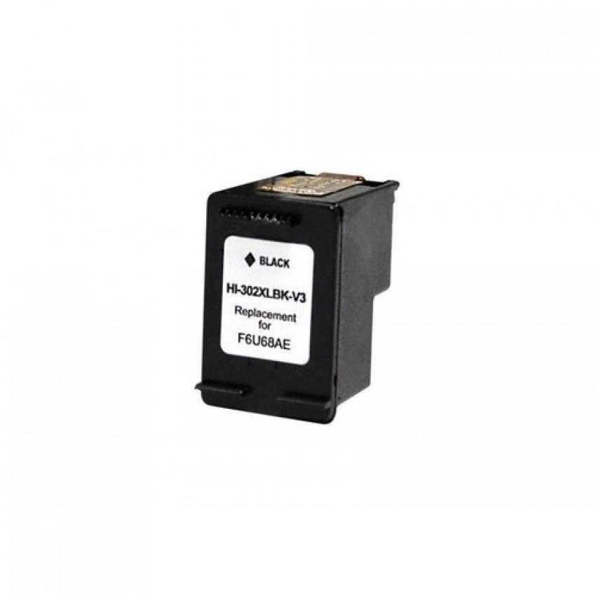 CARTUCHO TINTA COMPATIBLE HP 302XL NEGRO 8435490620209