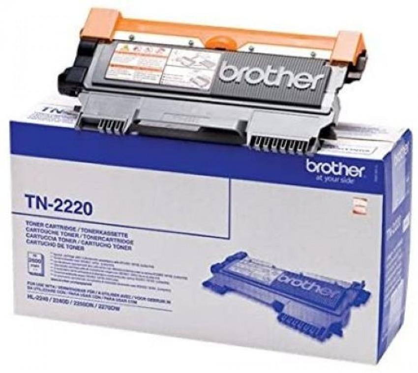 TONER LASER COMPATIBLE BROTHER TN2220 NEGRO 8435490645288