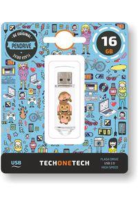 PENDRIVE 16GB USB 2.0 NO EVIL MONKEY 8436546592396