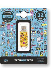 PENDRIVE 32GB USB 2.0 EMOJIS 8436546592402