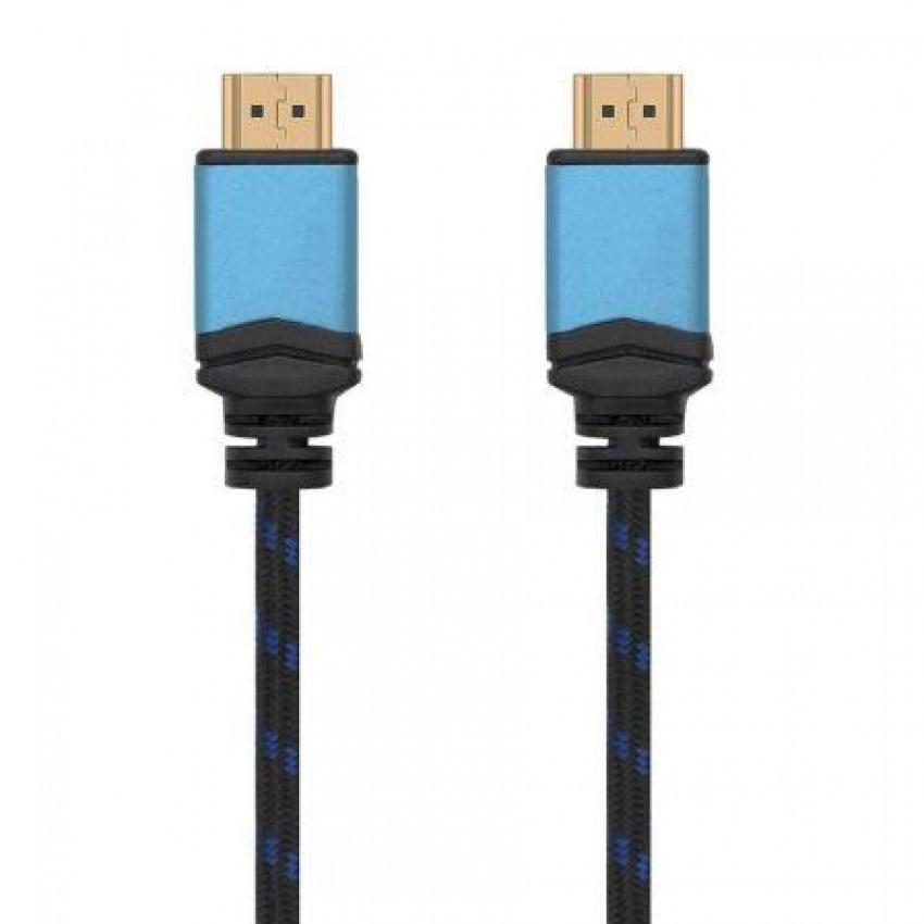 CABLE HDMI 1M AISENS A120-0356 V2/ HDMI MACHO A HDMI MACHO 8436574703610