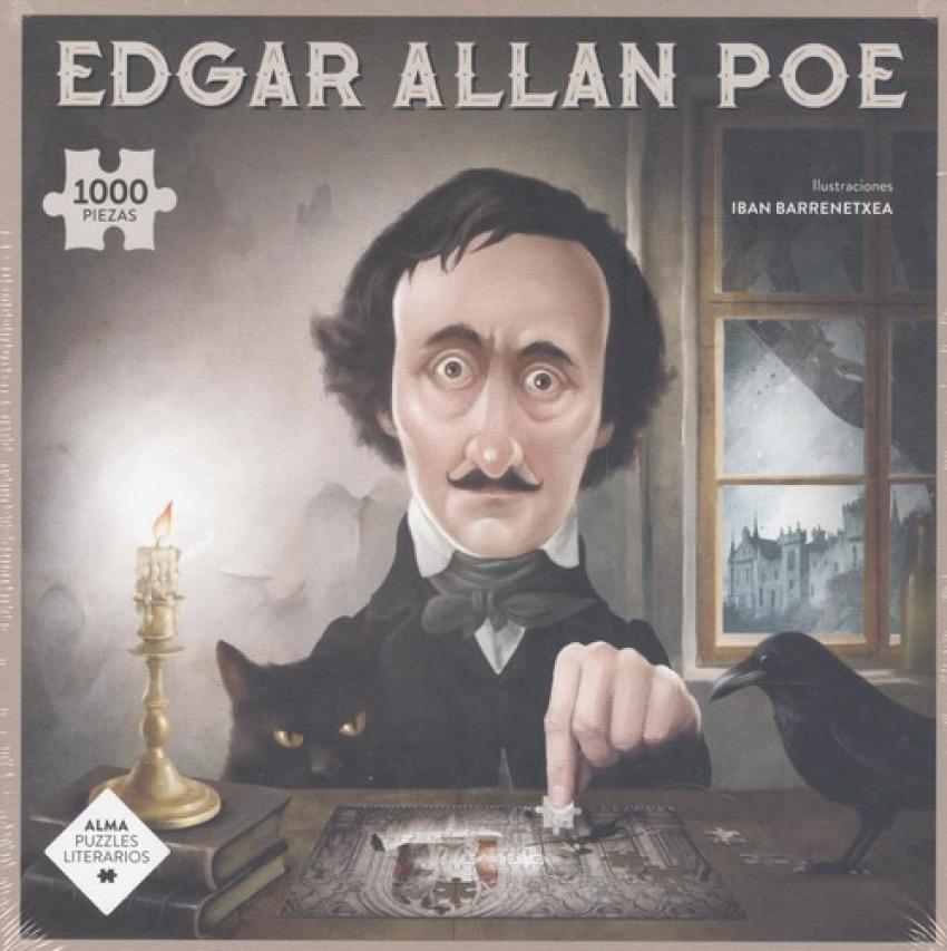 Edgar allan poe 8437018304370