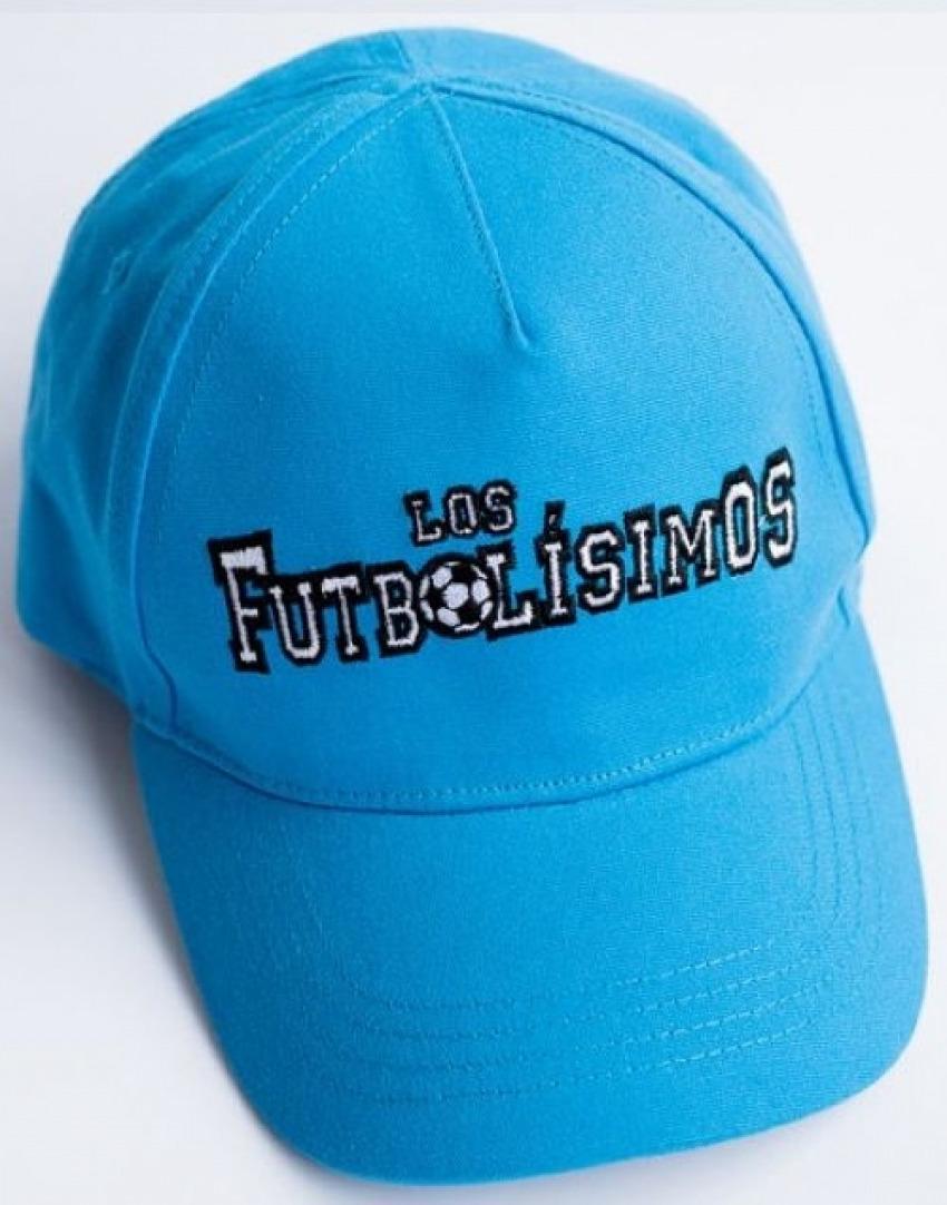 GORRA LOS FUTBOLISIMOS 8437019588564