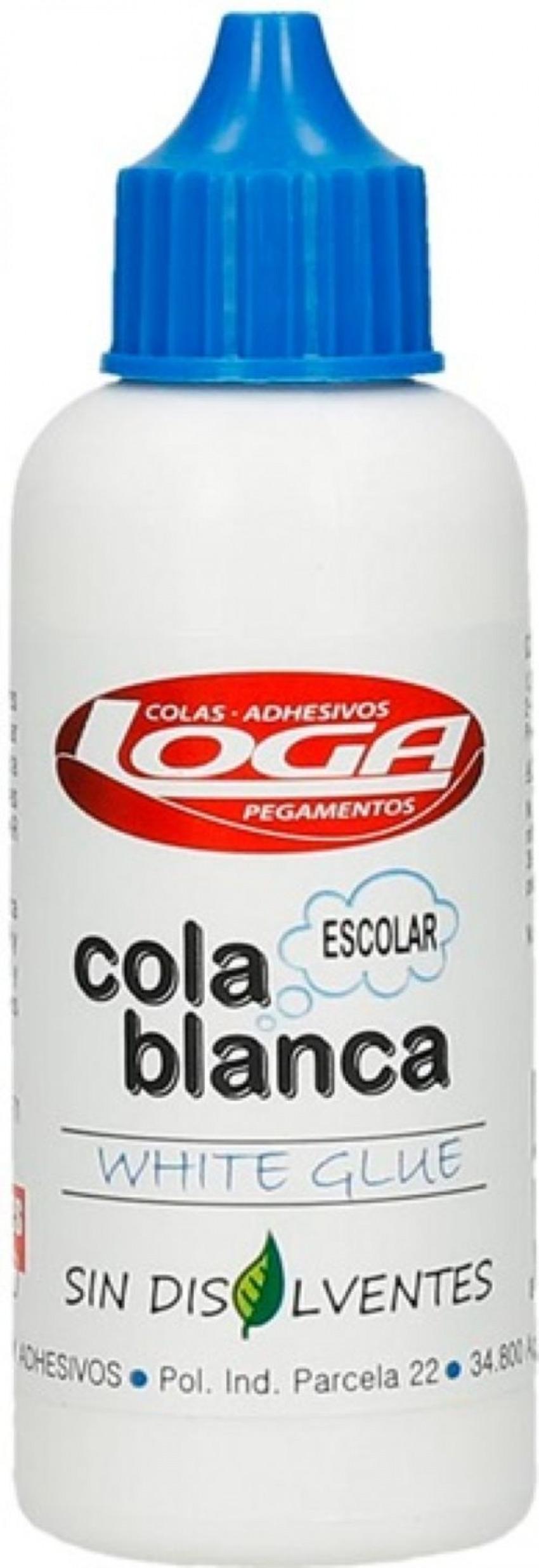 BOTE COLA BLANCA LOGA 70G 8480024003393
