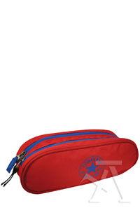 PORTATODO DOBLE 24X8X8CM RED/BLUE 8887530867684