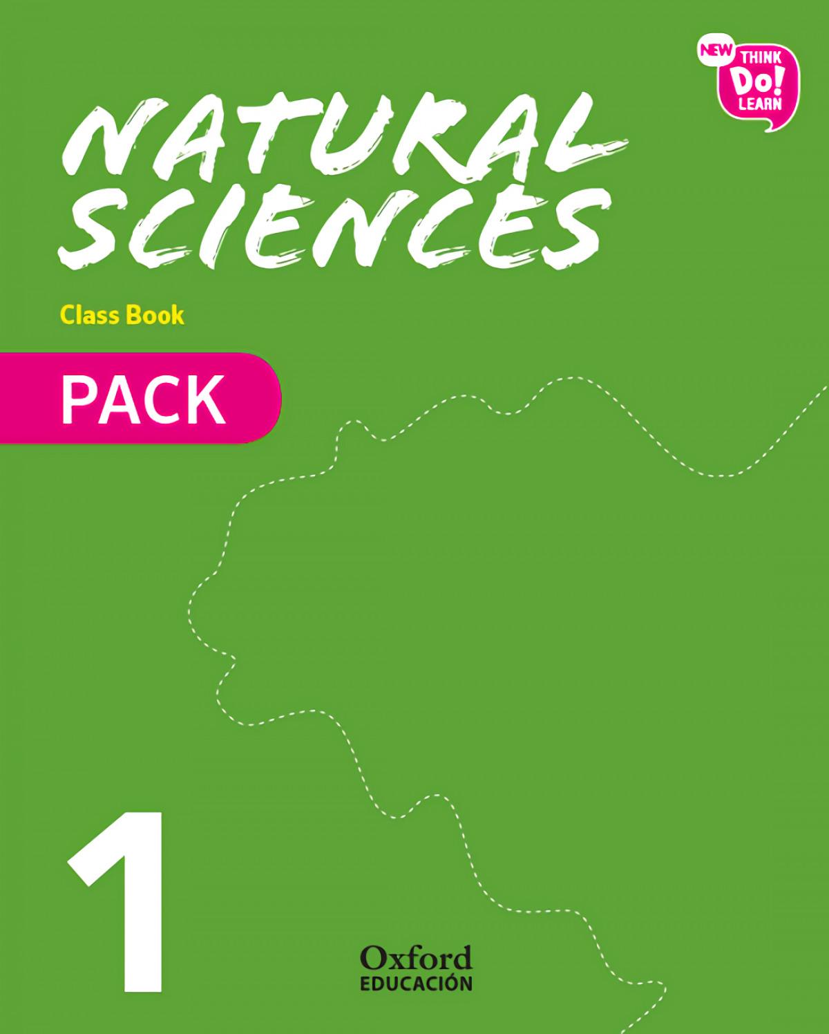 NATURAL SCIENCE 1o..PRIM.PACK (LIBROS MODULOS) 9780190520489