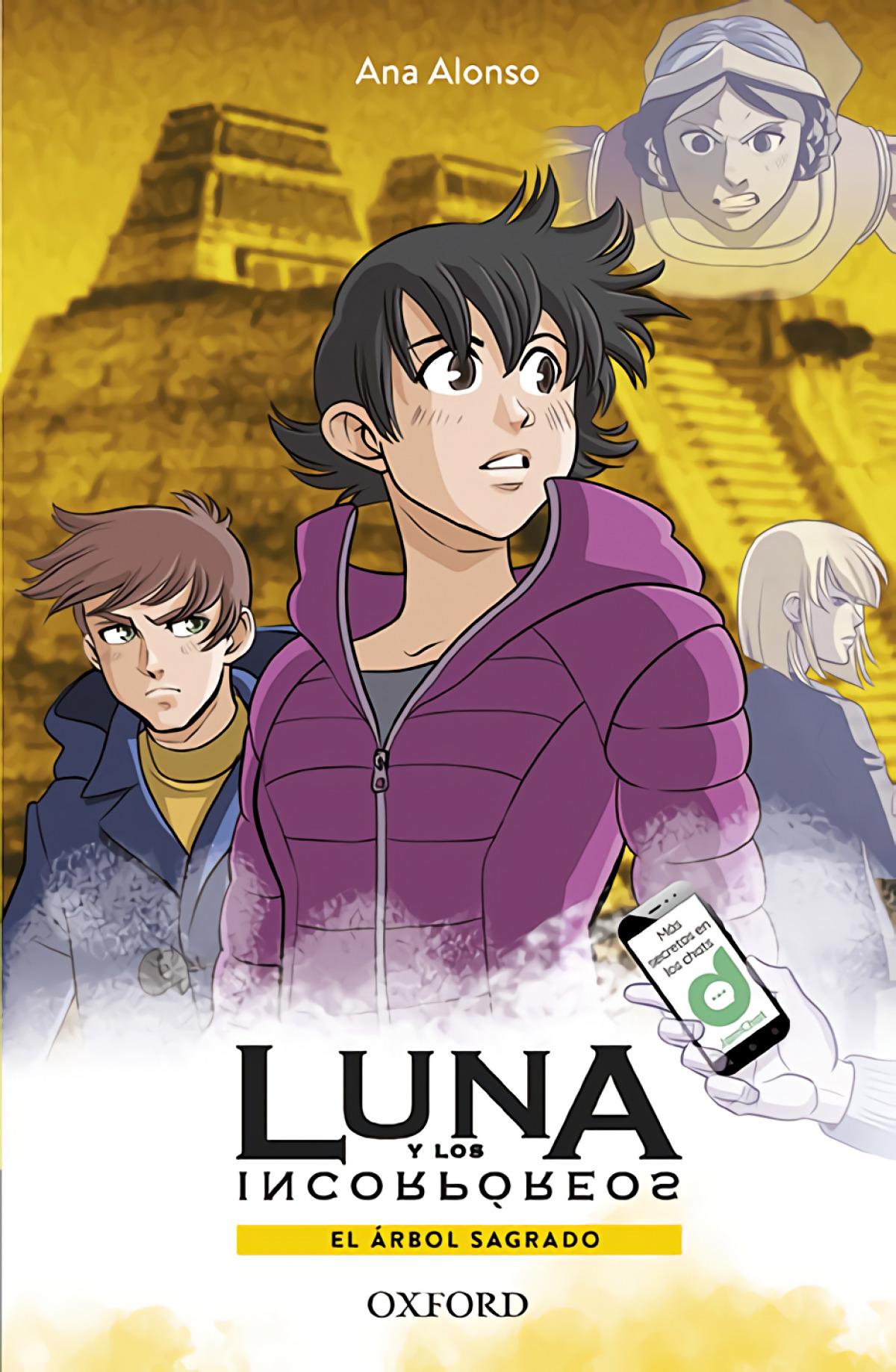 LUNA Y EL ÁRBOL SAGRADO 9780190521578