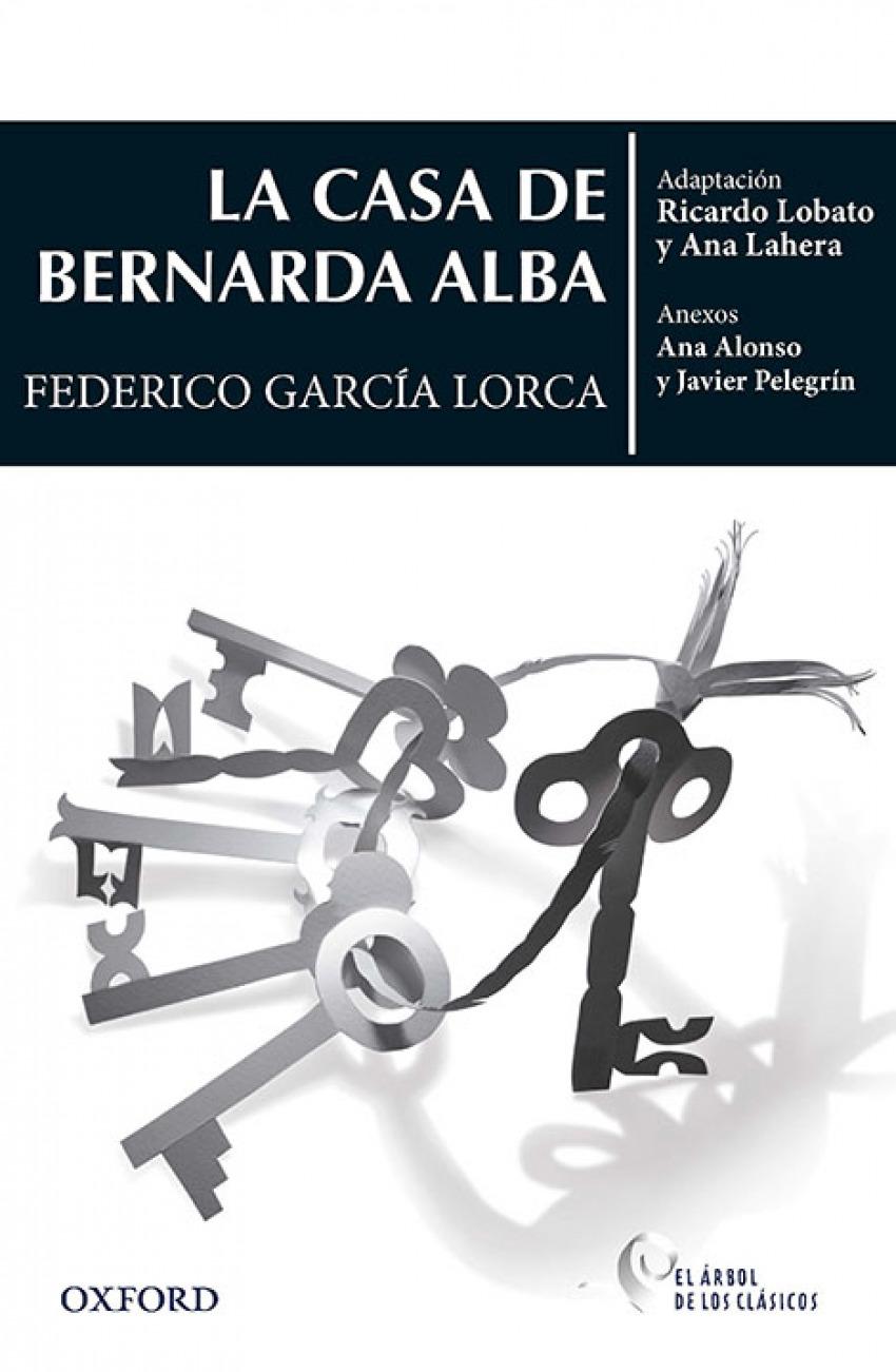 LA CASA DE BERNARDA ALBA 9780190521608