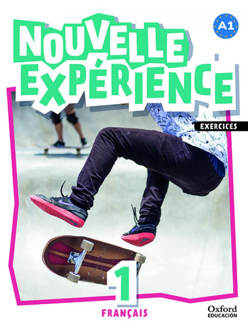 Experience Nouvelle 1. Livre d exercices 9780190535834