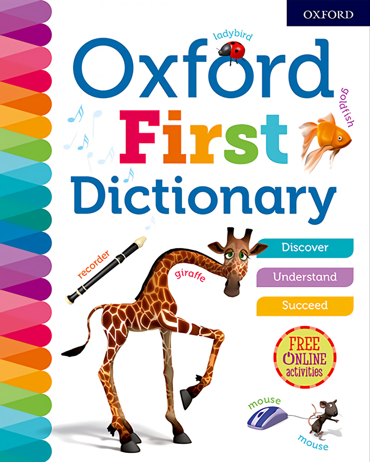 OXFORD FIRST DICTIONARY 9780192767202
